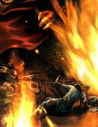 Fingon et Gothmog