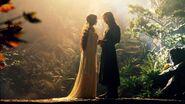 Aragorn arwen love story