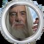 Gandalf met toujours de l'ordre quand cela ne va pas