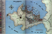 Dol Amroth Map