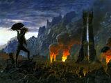 Sur la route d'Isengard (Chapitre)