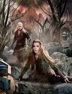 Hobbit-battle-five-armies-legolas-tauriel-banner