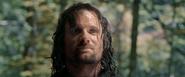 Aragorn épuisé