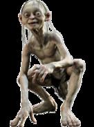 Gollum=spoiler