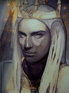 Sauron sous forme humaine