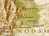 Forêt de Fangorn