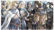 Finrod & Barahir