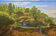 Ithilien Ted Nasmith 2