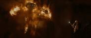 Balrog contre gandalf 3