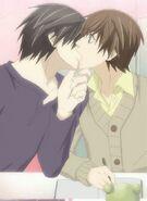 Sudden Kiss^^