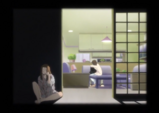 Serial Experiments Lain English Dub Episode 9 11-55 screenshot