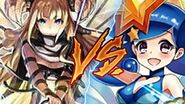 Umuru VS Mirurun on WEBXOSS Deck Profile