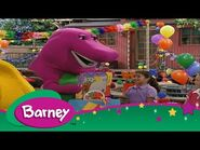 Barney - Sing with Selena Gomez - We Are Best Friends (2002-2004)