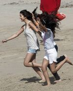 WS in the beach making off (32)