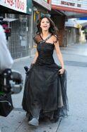 WS making off black dress (2)