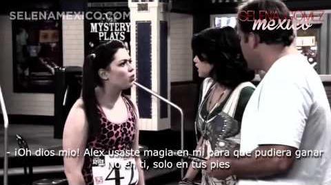 """Los_Hechiceros_de_Waverly_Place_""""Alex_Vs_Alex""""_(Trailer_subtitulado_en_español)"""