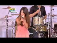 Selena Gomez & the Scene - Who Says Live on Good Morning America (6-17-2011)