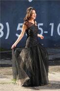 Selena gomez s music video who says a line celebrity dress..