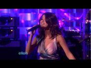 HD Selena Gomez & The Scene - Who Says Performance -The Ellen DeGeneres Show-