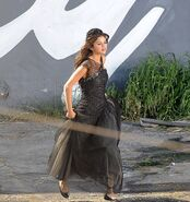 Making off who says black dress