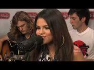 Selena Gomez Who Says Acoustic (Radio Disney)