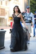 Making off who says selena black dress