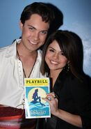 010-112 Little Mermaid Show on Broadway in New York 2009