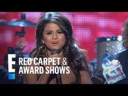 Selena Gomez & The Scene Wins Favorite Breakout Artist - E! People's Choice Awards