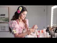 Get Selena Gomez's Look - De Una Vez (Behind The Scenes)