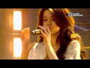 Selena Gomez MTV Live Session - Falling Down (HQ)