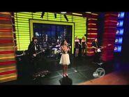"Selena Gomez & The Scene - Who Says (live on ""Regis & Kelly"")"