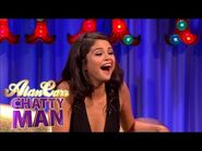 Selena Gomez - Full Interview on Alan Carr- Chatty Man with Foxy Games