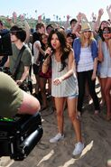 WS in the beach making off (4)