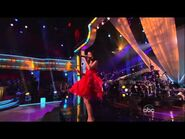 """Selena Gomez & The Scene - Who Says (live on """"Dancing With The Stars"""")"""