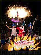 001 Disneyland in California 2009