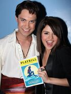006-149 Little Mermaid Show on Broadway in New York 2009