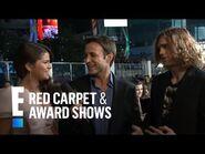 Selena Gomez & the Scene on the Red Carpet - E! People's Choice Awards
