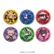 AXZ Badges