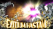 EXITUM HASTAM