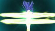 Tsubasa's transformation in S1 02