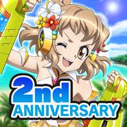 2nd Anniversary App Icon 2