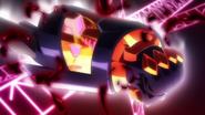 Hibiki & Tsubasa & Chris' Ignite transformation (Phase Albedo) 04