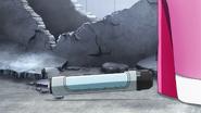 An empty LiNKER bottle
