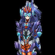 Tsubasa's Gridman Gear