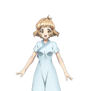 Hibiki's Hospitalize Attire