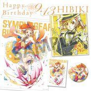 Symphogear Birthday 2019 Hibiki 1