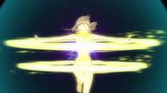 Hibiki's transformation in S1 02
