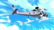 S.O.N.G. Helicopter 03