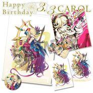 Symphogear Birthday 2020 Carol 1