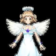 Hibiki's Angel Outfit Art